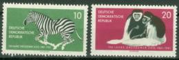 DDR 825/26 ** Postfrisch - DDR