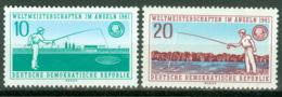 DDR 841/42 ** Postfrisch - DDR