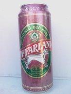 Lattina Italia - Birra Mc Farland - 50 Cl -  ( Lattine-Cannettes-Cans-Dosen-Latas) - Lattine