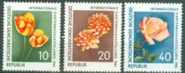 DDR 854/56 ** Postfrisch - Ungebraucht