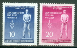 DDR 459/60 ** Postfrisch - DDR