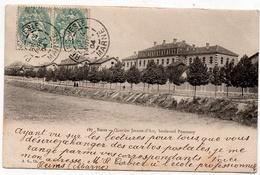 Reims : Quartier Jeanne D'Arc, Boulevard Pommery (Edit. A.G., Ch., N°187) - Reims