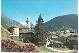 LA THUILE LA PARROCCHIALE DI S. NICOLA - Italia