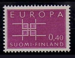 Finlande 1963 Yvert 556 ** Europa 1963 - Europa-CEPT
