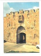 Israele Jerusalem Porta Di Santo Stefano Non Viaggiata Condizioni Come Da Scansione - Israele