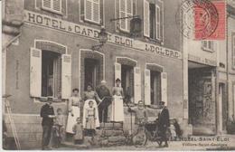 """77 ."""" VILLIERS ST GEORGES """" Hotel St Eloi """" ) - Villiers Saint Georges"""