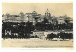 Ungheria Budapest  Királyi Vár The Royal Palace Non Viaggiata Condizioni Come Da Scansione - Ungheria