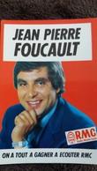 CPSM RADIO MONTE CARLO JEAN PIERRE FOUCAULT - Célébrités