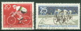 DDR 779/80 O Tagesstempel - DDR