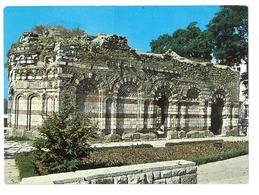 Bulgaria  Nessebyr Die Kirche Sweti Joan Aliturgetos La Chiesa Sweti Joan Aliturgetos Non Viaggiata Condizioni Come Da S - Bulgaria