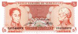 6352-2019    BILLET    VENEZUELA - Venezuela