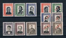 Jugoslawien 1943 Mi.Nr. 445/50 Kpl. Satz ** - Unused Stamps