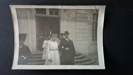 PHOTO CORTEGE DE LA MARIE - Marriages