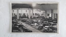 CARTE PHOTO - BERLIN 1936 - INTERNATIONALE AUTOMOBIL AUSSTELLUNG - MERCEDES BENZ - AUTOMOBILE VOITURE - Non Classés
