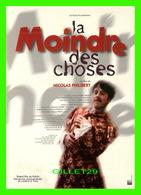 """AFFICHES DE FILM -  """" LA MOINDRE DES CHOSES """" FILM DE NICOLAS PHILIBERT SORTIE EN 1997 - - Affiches Sur Carte"""