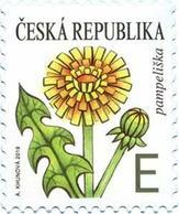 ** 1032 Czech Republic Dandelion 2019 - Tschechische Republik