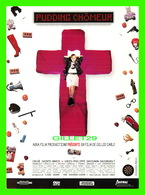 """AFFICHES DE FILM -  """" PUDDING CHOMEUR """" FILM DE GILLES CARLES EN 1996 AU QUÉBEC AVEC CHLOÉ SAINTE-MARIE - - Affiches Sur Carte"""