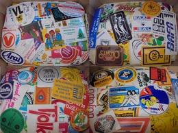 +-4000 Stickers Autocollants - Autocollants