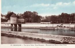 [25] Doubs > Besancon Tour De La Pelote Vieux Remparts Gare Viotte - Besancon