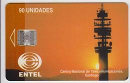 #09 - CHILE-03 - TELECOMMUNICATION TOWER - Chile