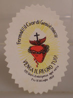 Sacro Cuore Di Gesù  SANTINO Piccolo Mignon - Santini