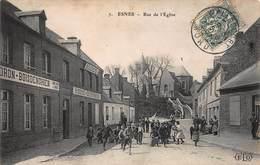 CPA ESNES - Rue De L' Eglise - Autres Communes