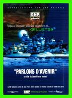 """AFFICHES DE FILM -  """" PARLONS D'AVENIR """" FILM DE JEAN-PIERRE JEUNET - - Affiches Sur Carte"""