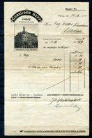 4655 - GEBRÜDER SENF, Leipzig - Rechnung Von 1913 - Deutschland