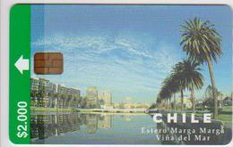 #09 - CHILE-13 - ESTERO MARGA MARGA VINA DEL MAR - 50.000EX. - Chili