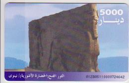 #09 - IRAQ-01 - STATUE - Irak