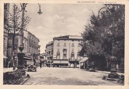 CARTOLINA - PARMA - SALSOMAGGIORE- LARGO ROMAGNOSI - VIAGGIATA PER BERGAMO - Parma