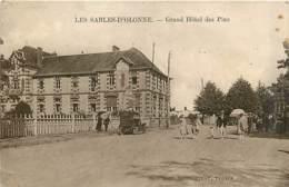 85* LES SABLES D OLONNE Hotel Des Pins                       MA89,0595 - Sables D'Olonne