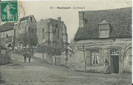 MONTMORT - Le Prieuré - Montmort Lucy