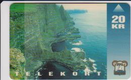 #09 - FAROE ISLANDS-01 - 20KR - Faroe Islands