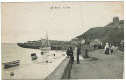 CPA -50 -CARTERET - Le Port - - Carteret