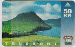 #09 - FAROE ISLANDS-02 - 50KR - Faroe Islands