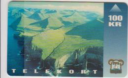 #09 - FAROE ISLANDS-03 - 100KR - Faroe Islands