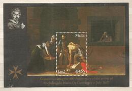 2007 MALTA Foglietto Usato Bello - Malta