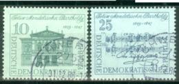 DDR 676/77 O Tagesstempel - Gebraucht