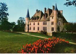 03 - THIONNE - CHÂTEAU DES GOUTTES - Francia