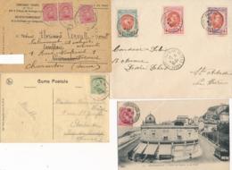 Belgique Armée Belge - HAVRE SPECIAL - STE ADRESSE - Seine Inférieure - CROIX-ROUGE Sur Lettre + 3CP - WW1 Redcross - WW I
