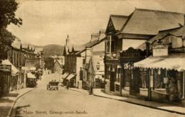 CUMBRIA - GRANGE OVER SANDS - MAIN STREET 1916 Cu1221 - Cumberland/ Westmorland