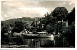 CUMBRIA - WINDERMERE - LANGDALE CHASE HOTEL RP  Cu176 - Cumberland/ Westmorland