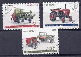 190031390  COREA  YVERT  Nº  1158/60 - Korea (...-1945)