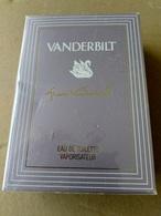 VINTAGE  EAU DE TOILETTE VANDERBILT 100 ML - Parfums (nieuw Onder Verpakking)