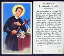 Santino - S.gerardo Maiella - 2-266 - Fe1 - Images Religieuses