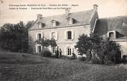 CPA Patronage Sainte-Madeleine Du S.C - Section Des Petits - Angers - Colonie De Vacances - Fontaine-du-Mont-Mûrs - Angers