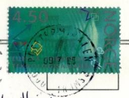 NORGE  Eureka Europeisk Tecnologisamarbeid 1994  Postkarte Nordkapp - Storia Postale
