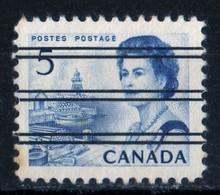 Canada 1968 Elisabeth II 5c Bleu - 1952-.... Elizabeth II