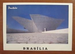 Brasile Brasilia 1997 Panteao Travelled - Brasilia